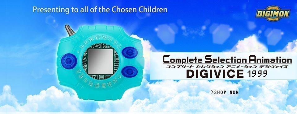 Complete Selection Animation DIGIVICE 1999. Shop Now