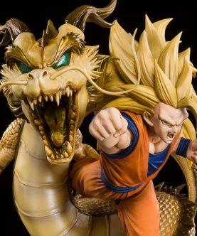 Dragon Ball Z Wrath of the Dragon FiguartsZERO Super Saiyan 3 Goku-6-JToys