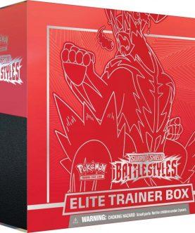 POKEMON TCG Sword and Shield - Battle Styles Trainer Box-1-JTOYS
