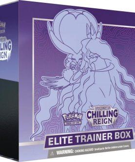 POKÉMON TCG Sword and Shield - Chilling Reign Elite Trainer Box-1-JTOYS