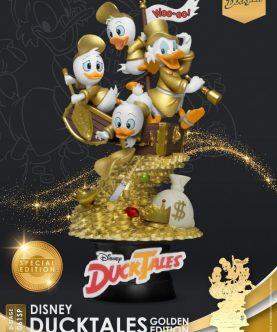 Beast Kingdom D Stage Ducktales Golden Edition-1-JToys