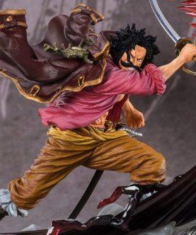 One Piece FigurartsZERO Extra Battle Gol D. Roger (Kamusari)-1-JToys