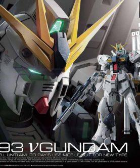 Gundam RG 1-144 Nu Gundam Model Kit-11-JToys