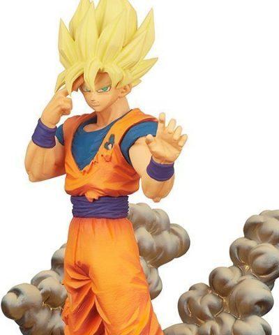 Dragon Ball Z History Box Vol.2 Super Saiyan Goku-1-JToys