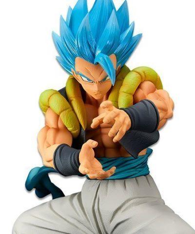 Dragon Ball Super World Figure Colosseum 3 Super Master Stars Piece Super Saiyan God Gogeta (The Brush)-1-JToys