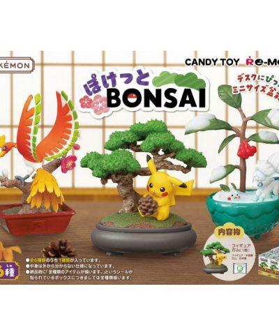 Pokemon Pocket Bonsai 1Box (6pcs)-1-JToys