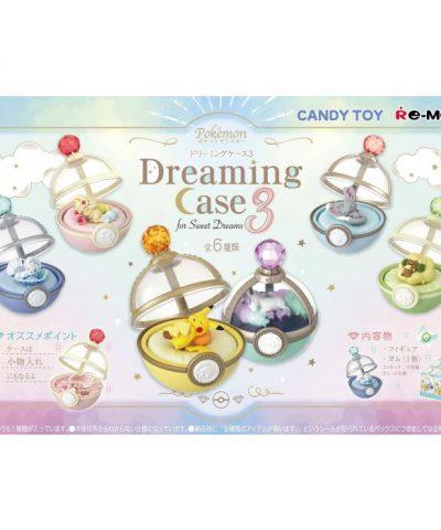 Pokemon Dreaming Case 3 For Sweet Dreams 1Box (6pcs)-1-JToys