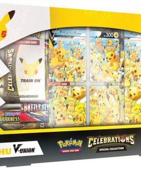 POKÉMON TCG Celebrations Special Collection - Pikachu V-Union-1-JToys