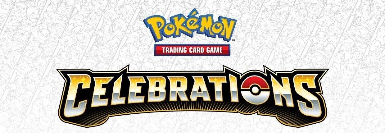 Pokemon Celebrations Banner