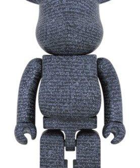 MEDICOM TOY BE@RBRICK The British Museum The Rosetta Stone 1000% Bearbrick?Pre-Order?-1-JToys