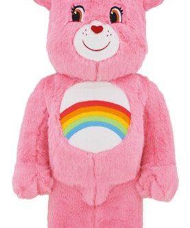 MEDICOM TOY BE@RBRICK Cheer Bear(TM) Costume Ver. 400% Bearbrick?Pre-Order?-1-JToys